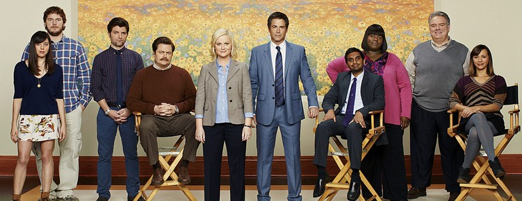 S�rie Parks And Recreation
